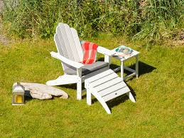 Polywood Long Island Adirondack Chair - Outdoor furniture long island