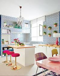 kitchen funky kitchen wallpaper kitchen wallpaper patterns blue