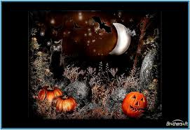 download halloween terror animated wallpaper desktopanimated com animated halloween screensavers with sound best free hd wallpaper
