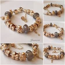 bracelet pandora gold images My new pandora is gold and almost full i just got it p me jpg