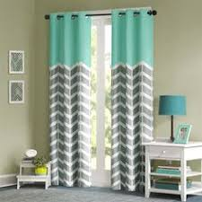 chevron bedroom curtains the nadia window panel makes any bedroom fun and inviting the panel