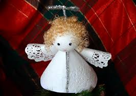 Christmas Decorations Angel Tree Topper by Angel Tree Topper Diy Craft