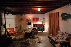 Unfinished Basement Ideas On A Budget Unfinished Basement Ideas On Budget Recipes Pinterest