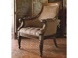 thomasville ernest hemingway 462 exposed wood anson chair dunk