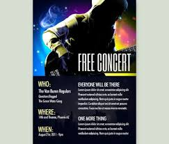 example of a flyer for an event how to design an awesome flyer even if you u0027re not a designer
