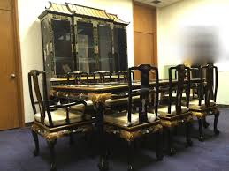oriental dining room set dining oriental dining sets