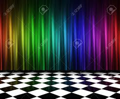 Rainbow Curtain Rainbow Curtain Stock Photo Picture And Royalty Free Image Image