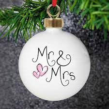 christmas baubles and tree decorations wedding paraphernalia