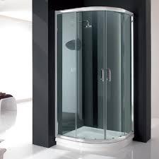 cabina doccia roma box doccia scorrevole semicircolare in vetro trasparente spessore