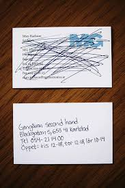 Clever Business Cards 20 More Creative Business Card Designs Bored Panda
