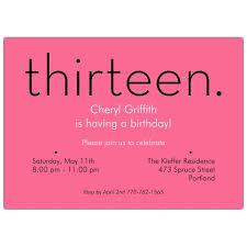 doc 540540 sweet 13 birthday invitations u2013 13th birthday