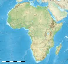 Physical Features Map Of Africa by Best Photos Of Physical Map Of Africa Africa Physical Features