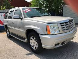 cadillac 2004 escalade 2004 cadillac escalade awd 4dr suv in marrero la value motors