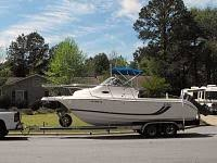 2001 cobia 230 wa owners manual specifications product