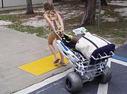 Rolling Beach Chair Cart Wheeleez Inc Testimonials
