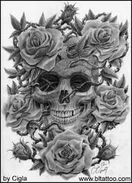 best 25 skull rose tattoos ideas on pinterest mandala tattoo
