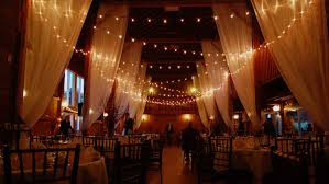 Restaurant String Lights by Rent String Lights