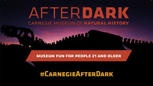 after dark at carnegie museum of natural history museum fun for