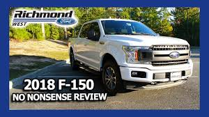 2018 ford f 150 facts and figures review youtube