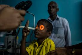What Is Congenital Blindness State Of Blindness U2014 Brent Stirton
