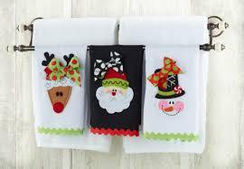 christmas towels snowman linen towel