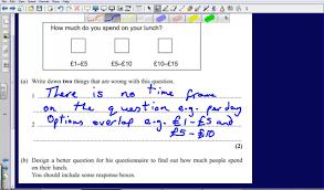 Questionnaire For Home Design questionnaires edexcel gcse maths youtube
