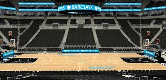 barclays center detailed seating chart rows seat views u0026 more