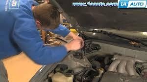 lexus es300 honda civic how to install replace hood support struts toyota camry lexus