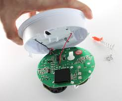 Green Light On Smoke Detector Doc Tinkerforge