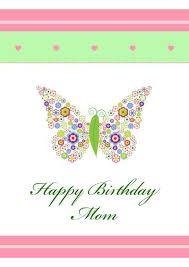 printable christmas cards for mom mom birthday cards my free printable cards com printable