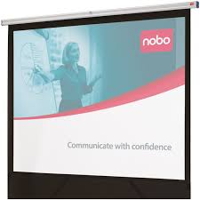 projektionsfläche nobo mobile leinwand projektionsfläche 1 190 x 900 mm 1901955