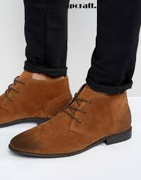 s chukka boots canada grey shoes boots trainers asos lace up chukka boots in