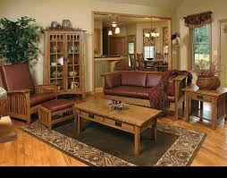 Mission Style Living Room Set Mission Style Living Room Furniture By Schrocks Of Walnut Creek