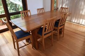White Dining Table Dining Tables Gumtree Australia Free Local - Handcrafted dining room tables