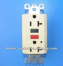china gfci outlet china gfci outlet manufacturers and suppliers