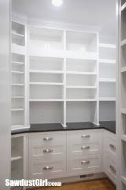 Pantry Shelving Ideas by Best 20 Butler Pantry Ideas On Pinterest Pantry Room Kitchens