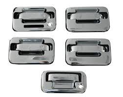nissan altima 2005 door handle silver amazon com ford f150 chrome door handles tailgate covers 2004