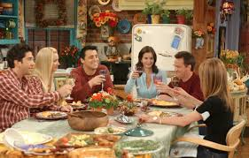 tv guide to friends thanksgiving cus