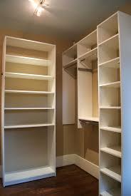 Shelf With Clothes Rod Closet Shelves