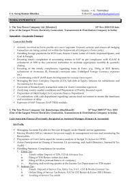 Resume For Ca Articleship Training Resume Ca Suraj Kumar Bhotika