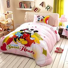 Minnie Mouse Queen Size Bedding Set Mouse Bed Frame Full Size Of