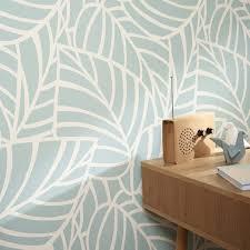 papier peint pour cuisine leroy merlin papier peint intisse murs epais peindre blanc paillete chantemur