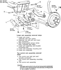 repair guides rear suspension lower control arm autozone com