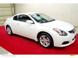 nissan altima qx3 paint 2011 winter frost white nissan altima 2 5 s coupe 48268520