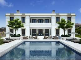Bel Air Mansion Estate Of The Day 18 7 Million New Bel Air Mansion In Los