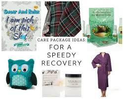 get better soon care package care package ideas to show your the leafcutter