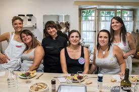 cours de cuisine entre copines sur mesure notes de cuisine