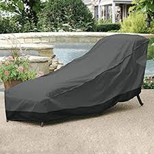 Outdoor Furniture Covers For Winter by Amazon Com Neh Outdoor Patio Chaise Lounge Chair Cover 66