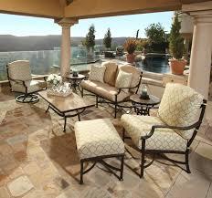 Patio Plus Outdoor Furniture Exterior Patio Design With Wrought Iron Patio Furniture