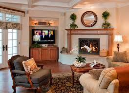 Cool Wooden Fireplace Decor For Beautiful Family Room Ideas With - Cool family rooms